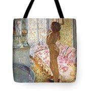 nude against the light 1908 Pierre Bonnard Tote Bag