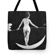 Nude Allegory, 1890s Tote Bag
