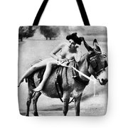 Nude And Donkey, C1900 Tote Bag