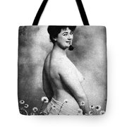 Nude And Flowers, 1903 Tote Bag