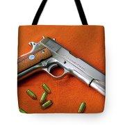 Nude Colt 45 Tote Bag