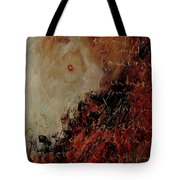 Nude Coming Out Of Abstraction Tote Bag