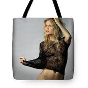 Nude Fashion Tote Bag