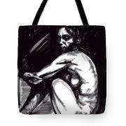 Nude Girl 1 Tote Bag