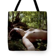 Nude In Nature 2 Tote Bag