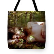 Nude In Nature 4 Tote Bag