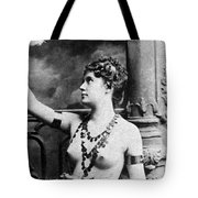 Nude With Bird, 1899 Tote Bag
