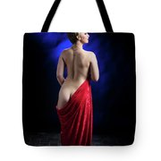 Nude Woman Model 1722  001.1722 Tote Bag
