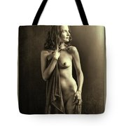 Nude Young Woman 1718.502 Tote Bag