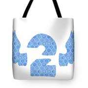 Number 2 Tote Bag