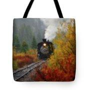 Number 482 Tote Bag