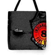 Number 8 Tote Bag