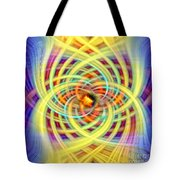 Number Four Tote Bag