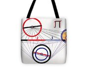 Number Tote Bag