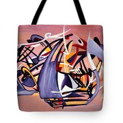 Nun Desiring The Artist Tote Bag