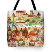 Nuremberg Germany Tote Bag