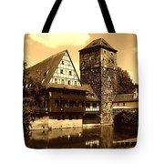 Nuremberg Tote Bag
