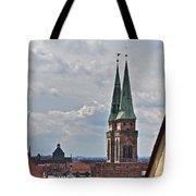 Nuremberg Nbrg075 Tote Bag