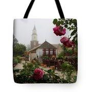 Nursery Garden Roses Tote Bag
