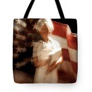 Nursing America Tote Bag