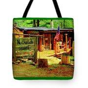Nuthatch Studio Tote Bag