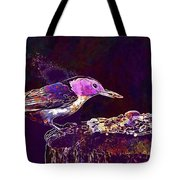 Nuthatch White Breasted Nuthatch  Tote Bag