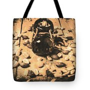 Nuts About Vintage Still Life Art Tote Bag