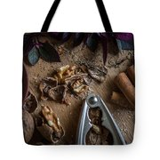 Nuts And Spices Series - Four Of Six Tote Bag