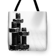 Nuts 'n Bolts Tote Bag