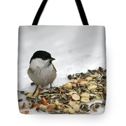 Nuts Said The Willow Tote Bag