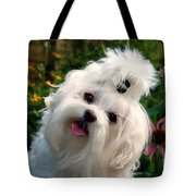 Nuttin' But Love Tote Bag