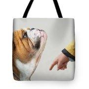 Nuvet - Betterhealthfordogs Tote Bag