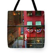 Ny Architecture Paint  Tote Bag