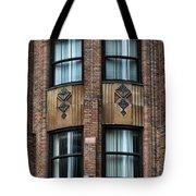Ny Brick Details Tote Bag
