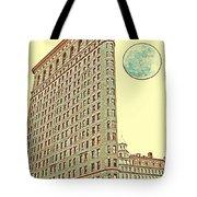 Ny Manhattan Tote Bag