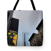Nyc-and The Other Was Tote Bag