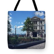 Nyc Battery Park Tote Bag