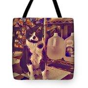 Nyc Bodega Cat Tote Bag