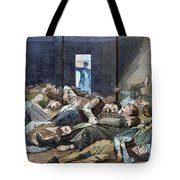 Nyc: Homeless, 1874 Tote Bag