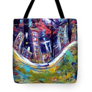 Nyc Impressions 4 Tote Bag
