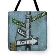 Nyc Inspiration 2 Tote Bag
