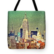 Nyc Scaped Tote Bag
