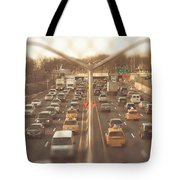 Nyc Street Photography  Tote Bag