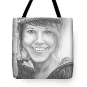 Nyla Stormy Tote Bag