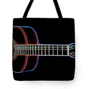 Nylon Acoustic Tote Bag