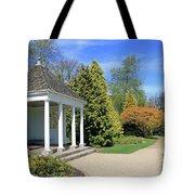 Nymans English Country Garden Tote Bag