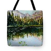Nymph Lake Tote Bag