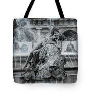Nymph Of The Rivers Tote Bag