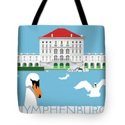 Nymphenburg Palace Tote Bag