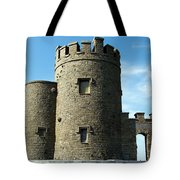 O Brien's Tower Cliffs Of Moher Ireland Tote Bag